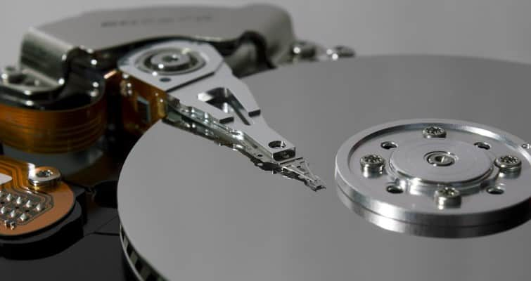 Wie Funktioniert Eine Festplatte